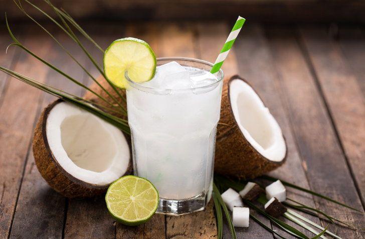 5 คุณประโยชน์จากน้ำมะพร้าว