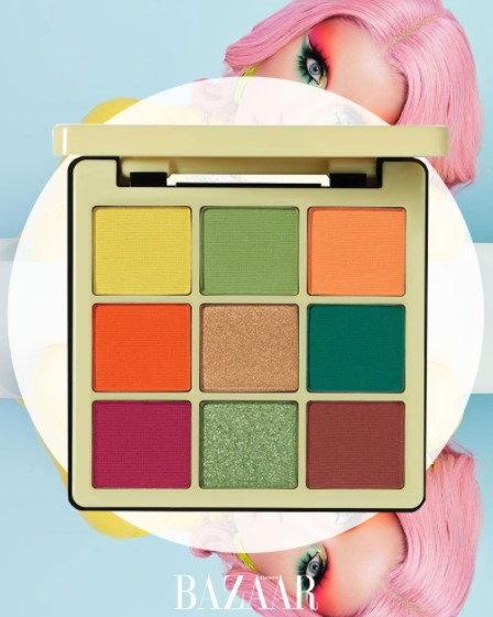 Anastasia Beverly Hills Mini Norvina Pro Pigment Eyeshadow Paleete Vol.2